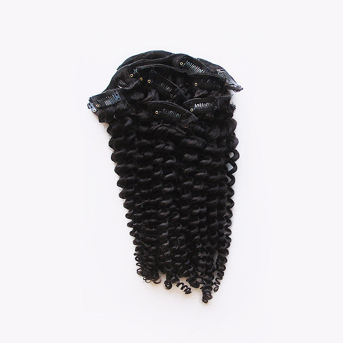 3B/3C Kinky Curly Texture Clips - 2 Sets
