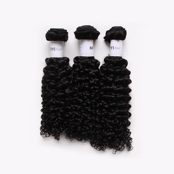 3B Curly Texture - 3 Bundles