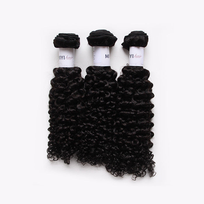 3B Curly Texture - 4 Bundles