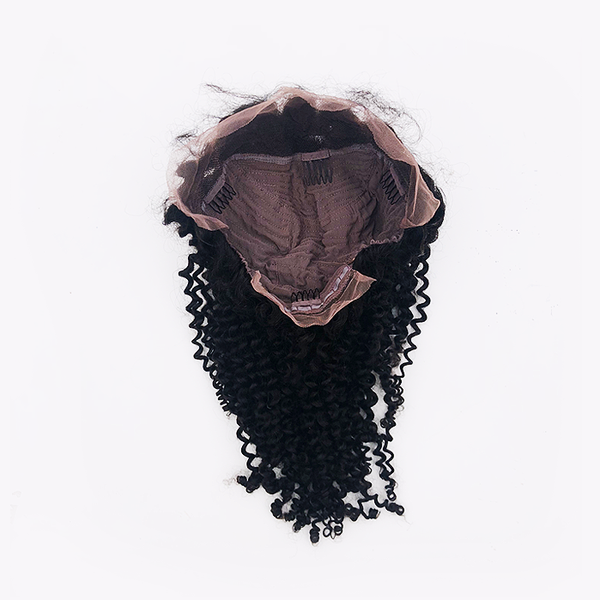 3B Curly Texture Wig