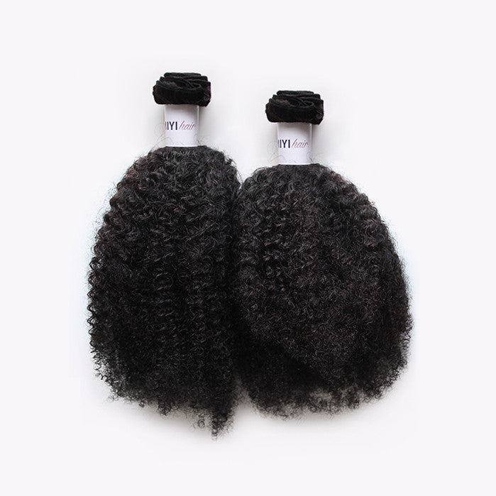 3C/4A Kinky Curly Texture - 2 Bundles