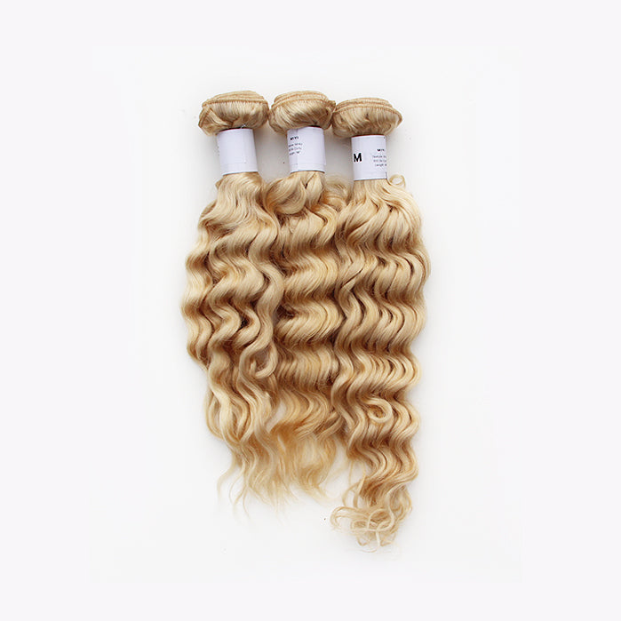 613 3A Curly Texture - 3 Bundles