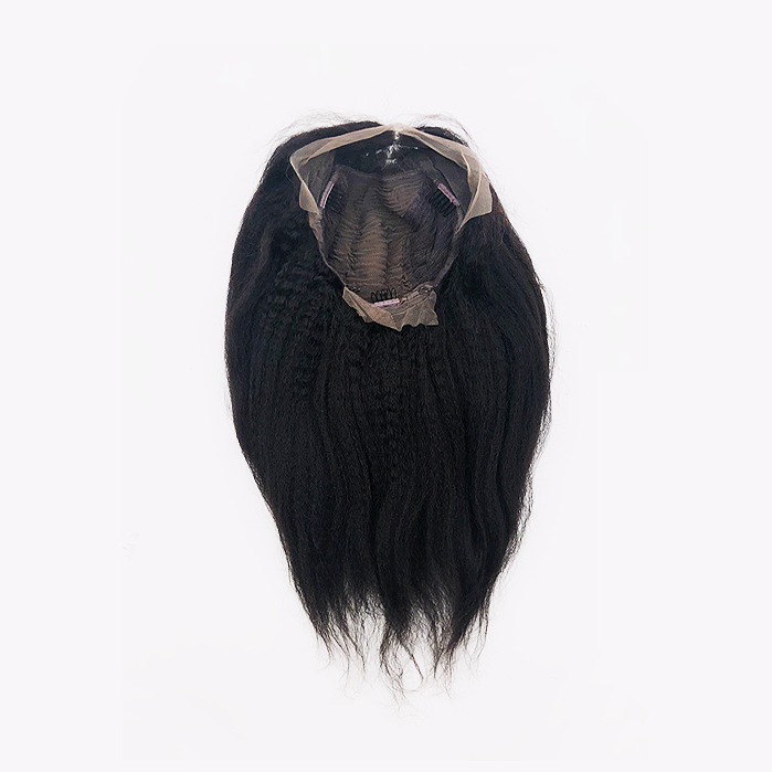 Kinky Straight Texture Wig - 150 Density