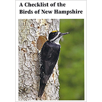A Checklist of the Birds of New Hampshire