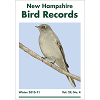 New Hampshire Bird Records Subscription