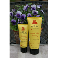 Naked Bee Orange Blossom & Honey Lotion