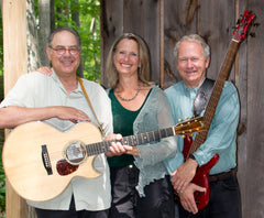 Birds and Beans Coffee House Presents Peggo and Paul Hodes with Kent Allyn at McLane Center