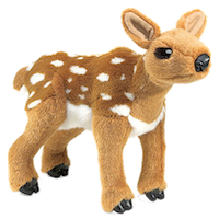 Fawn Hand Puppet