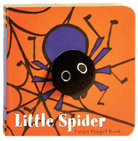 Little Spider Finger Puppet Book