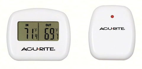 Wireless Thermometer and Remote Sensor