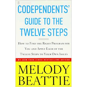 Codependents' Guide to the Twelve Steps <br>Melody Beattie (Paperback)