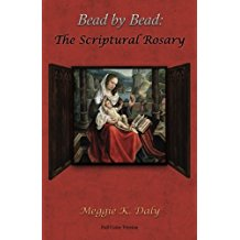 Bead By Bead: The Scriptural Rosary Meggie K. Daly (Paperback)