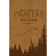 One Minute Prayers For Dads Nick Harrison (Hardcover)