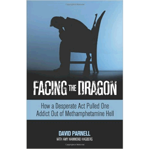 Facing The Dragon - How A Desperate Act Pulled One Addict Out Of Methamphetamine Hell <br> David Parnell (Paperback)