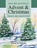 Large Print Daily Reflections For Advent & Christmas: Waiting in Joyful Hope 2019-2020 Daniel G. Groody (Paperback)