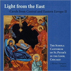 Light from the East: Carols from Central and Eastern Europe II CD, Abridged Audiobook
