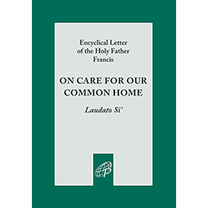 Encyclical Letter of the Supreme Pontiff Francis: On Care for Our Common Home (Laudato Si')  <br> (Paperback)