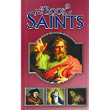 The Book of Saints Victor Hoagland (Hardcover)