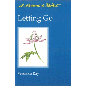 A Moment To Reflect - Letting Go<br>(Pamphlet)