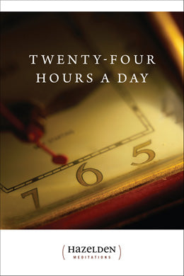 Twenty-Four Hours A Day <br>Hazelden (Paperback)