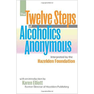 The Twelve Steps of Alcoholics Anonymous <br>Hazelden (Paperback)