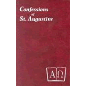 Confessions of St. Augustine  <br>Saint Augustine of Hippo J. M. Lelen(Translator)  (Hard Cover)