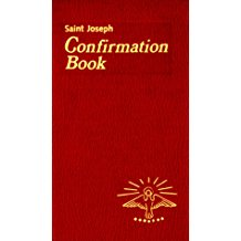 Saint Joseph Confirmation Book Lawrence Lovasik (Hardcover)