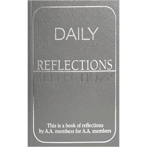 Daily Reflections: A Book of Reflections by A.A. Members for A.A. Members <br>A.A. (Paperback)