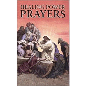 Healing Power Prayers <br>Robert Abel (Paperback)