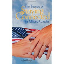 The Treasure of Staying Connected for Military Couples Janel Lange ( paperback )