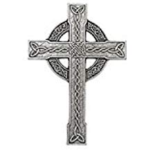 Celtic Trinity Knot Aluminum Wall Cross
