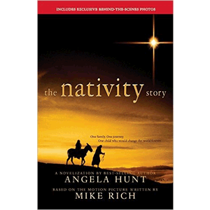 The Nativity Story - A Novel - Angela Hunt (Paperback)