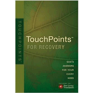 TouchPoints for Recovery <br>Ronald A. Beers (Paperback)