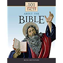 101 Surprising Facts About the Bible Rick Rotondi (Paperback)