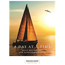 Day At A Time: Reflections for Recovering People Anonymous (Paperback)