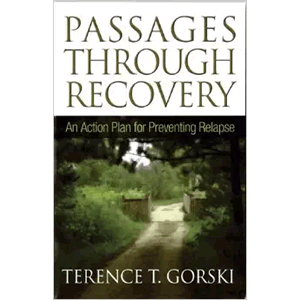 Passages Through Recovery<br>(Paperback)