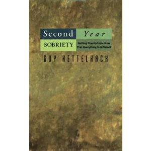 Second Year Sobriety: Getting Comfortable Now That Everything Is Different  <br> Guy Kettelhack (Paperback)
