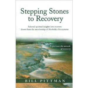 Stepping Stones To Recovery <br>Bill Pittman (Paperback)