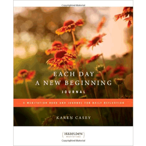 Each Day A New Beginning Journal<br>(Paperback)