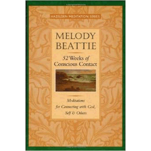 52 Weeks of Conscious Contact (Hazelden Meditation) <br>Melody Beattie