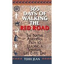365 Days of Walking the Red Road : The Native American Path to Leading a Spiritual Life Every Day Terri Jean ( Paperback )