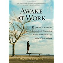 Awake at Work : 35 Practical Buddhist Principles for Discovering Clarity and Balance in the Midst of Work's Chaos Michael Carroll ( Paperback )