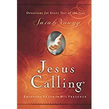 Jesus Calling: Enjoying Peace in His Presence - Devotions for Every Day of the Year Sarah Young (Hardcover)