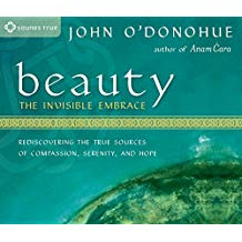 Beauty the Invisible Embrace Rediscovering True Sources of Compassion Serenity & Hope CD John O'Donohue