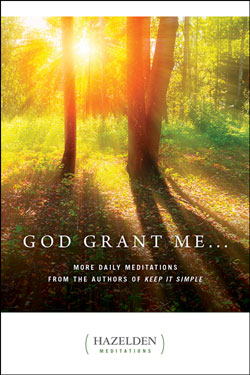 God Grant Me - More Daily Meditations <br>Hazelden (Paperback)