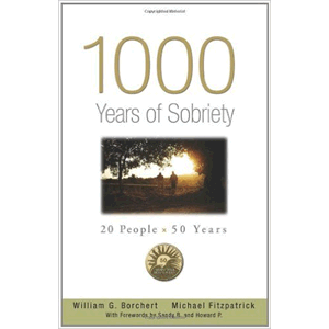 1000 Years Of Sobriety 20 People X 50 Years<br> (Paperback)