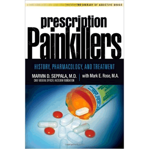 Prescription Painkillers - History, Pharmacology, And Treatment <br>(Paperback)