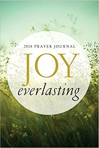 2018 Prayer Journal - Everlasting<br>The Word Among Us (Hard Cover)