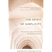 The Spirit Of Simplicity Jean-Baptiste Chautard, O.C.S.O ( Paperback )
