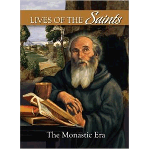 The Monastic Era Lives of the Saints Vol II for Children <br>Bart Tesoriero (Paperback)